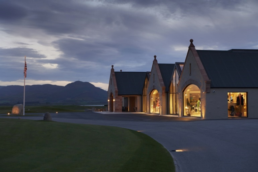 Skibo Castle, Golf Clubhouse